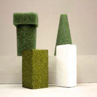 Cone Styrofoam